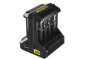 Nitecore: Intellicharger I8