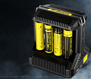 Nitecore:Intellicharger I8